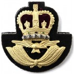 Royal Air Force Officers Gilt Beret