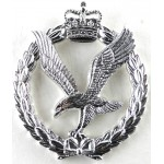 Army Air Corps E11R Anodised Aluminium Cap Badge