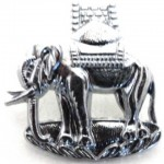 10th Princess Mary`s Own Gurkha Rifles Arm Badge