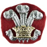 Wessex Yeomanry Bi Metal Nco`s Arm Badge 57mm