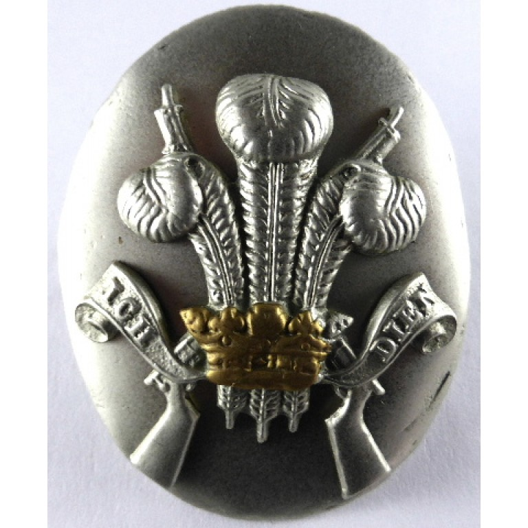 3rd Carabiniers Senior NC0`s  Bi Metal Arm Badge