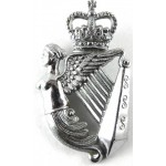 16/5th Lancers NCO`s Chrome Arm Badge