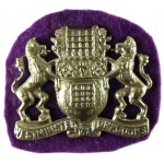 Westminster Dragoons TY NCo`s  Brass Arm Badge