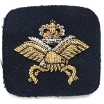 Royal Air Force Physical Training Instructor Bullion Wire Mess Dress Badge