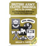British Army Cloth Insignia