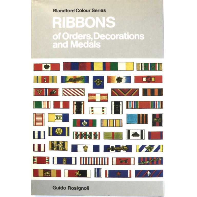 Ribbons Of Orders,Decorations and Medals