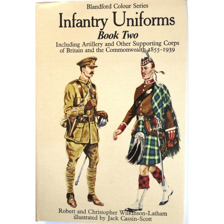 Infantry Uniforms Book Two