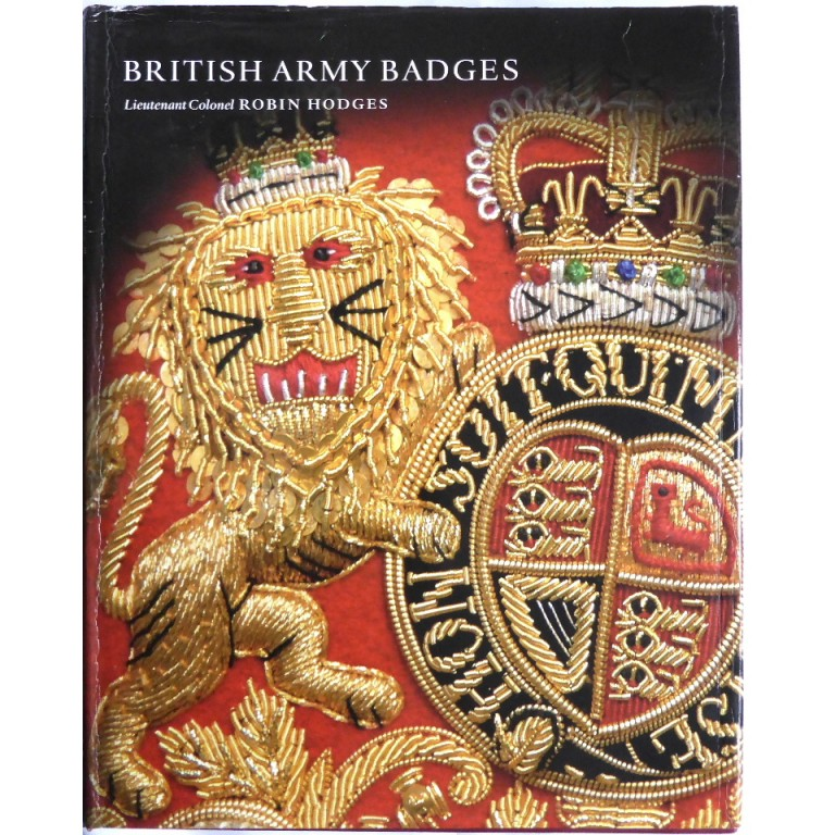 British Army Badges By Robin Hodges