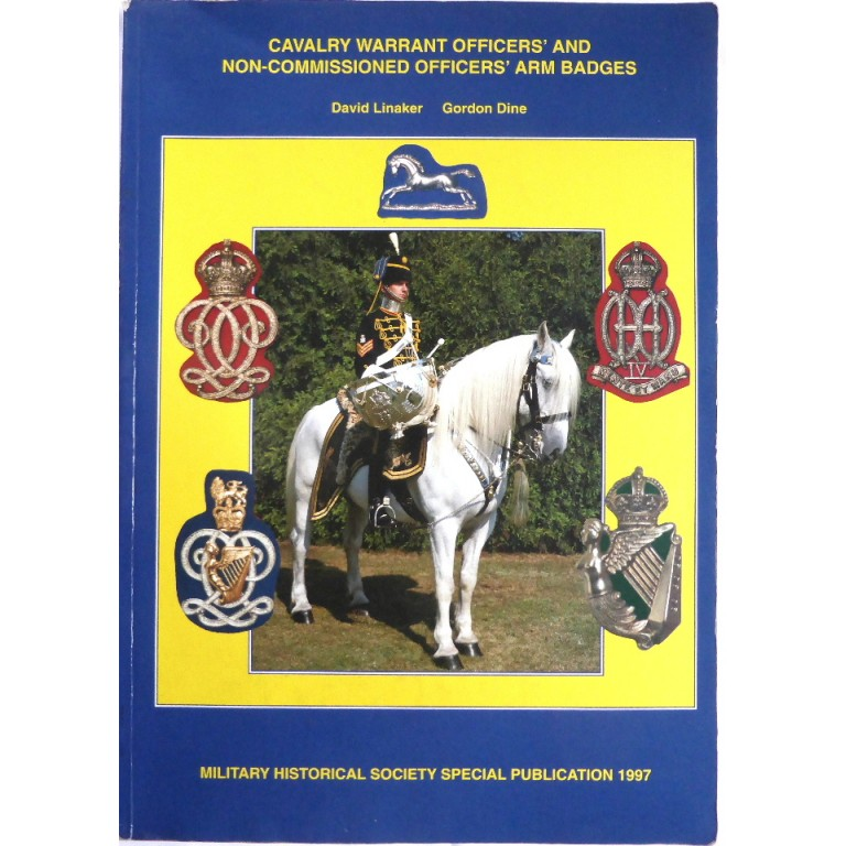 Cavalry Arm Badges by Linaker & Dine