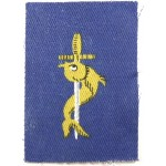 1st Port Task Force Royal Engineers Printed Cloth Patch