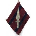 11th Engineering Group Royal Engineers Woven Cloth Patch