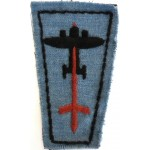 1st Anti-aircraft Division 2nd Pattern Cloth Formation Badge