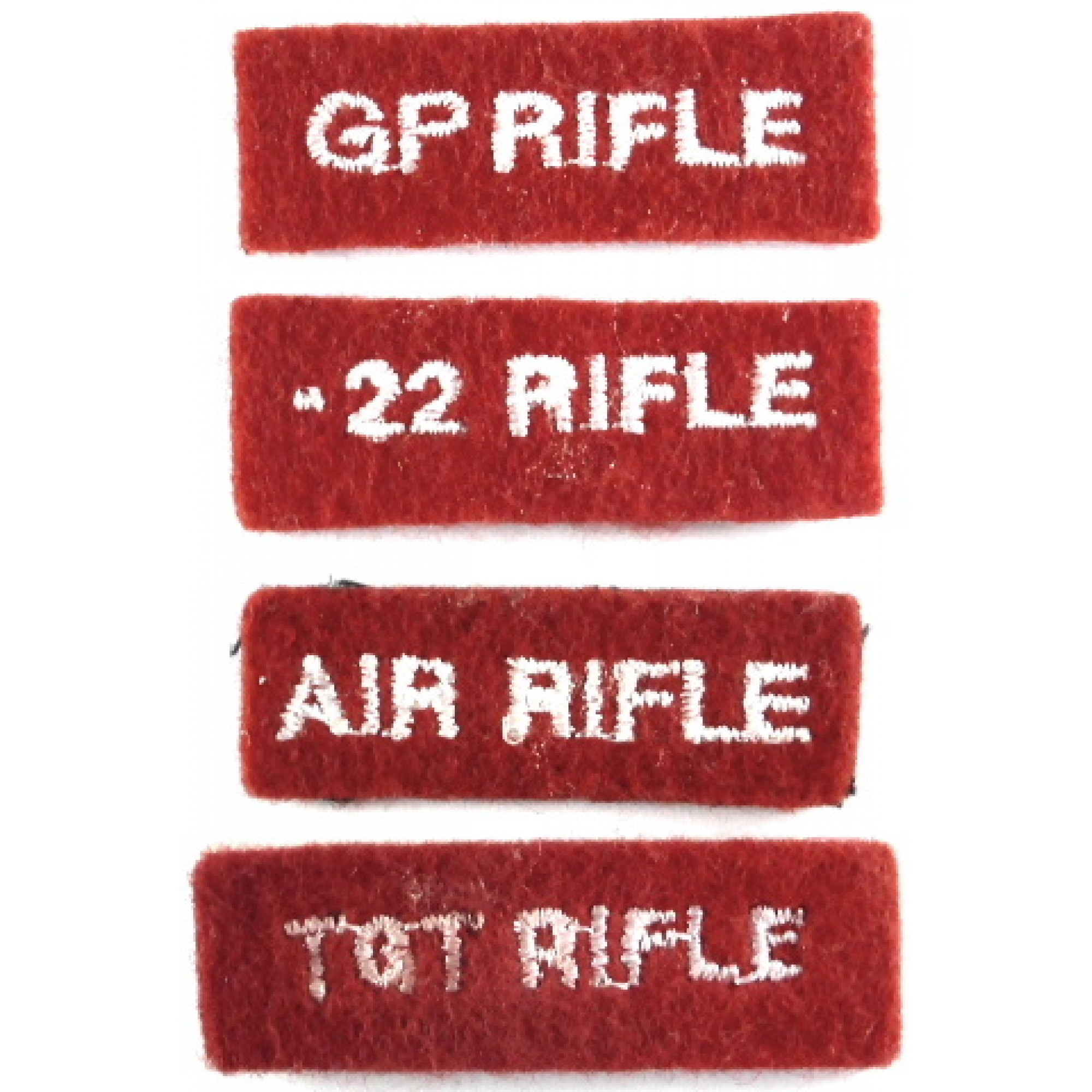 Army Cadet Force Cloth Shooting Qualification Badges | Badges of the
