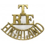 Highland Territorial Royal Engineers Brass
