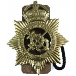 Corps Of Commissionaires Brass Cross Belt Badge