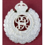 Royal Engineers GV1R Mother Of Pearl Military Sweethearts Brooch Badge