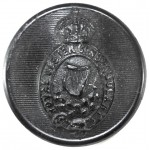 Royal Ulster Constabulary Large Composition Button Pre1953 24mm