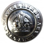 Cheshire Constabulary Pre 1953 Large Chrome Button