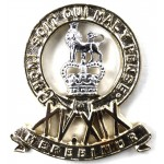 15/19th Hussars E11R Anodised Aluminium Cap Badge