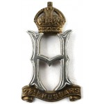 23rd Hussars Bi Metal Cap Badge