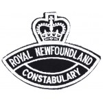 Canada Royal Newfoundland Constabulary Cloth Patch