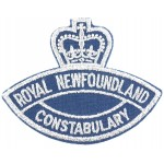 Canada Royal Newfoundland Constabulary Bullion Patch