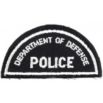 Canada Department Of Defence Police Cloth Patch