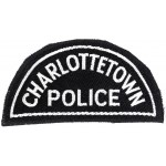 Canada Charlottetown Police Cloth Patch