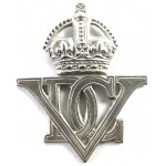 5th Dragoon Guards White Metal