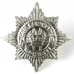 4/7th Royal Dragoon Guards White Metal
