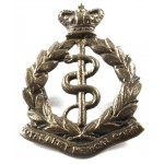 Royal Army Medical Corps Victorian Brass