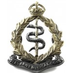 Royal Army Medical Corps Officers Sil/Gilt Pre 1950