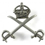 Army Physical Training Corps White Metal Collar Badge