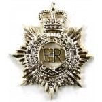 Royal Army Service Corps Anodised Collar Badge