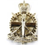 Army Apprentices School Anodised Collar Badge