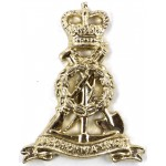 Pioneer Corps Anodised Aluminium Collar Badge