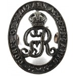 Corps Of Military Accountants Officers Bronze Collar Badge