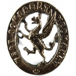 West Somerset Yeomanry Bronze Collar Badge