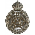 Army Dental Corps Brass Cap Badge
