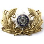British Fire Service Association Silver/Gilt Plated