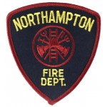 U.S. Northampton Fire Dept. Cloth Patch