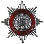 Sheffield Fire Brigade Chrome/Enamel Cap Badge