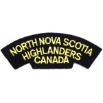 Canada North Nova Scotia Highlanders