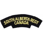 Canada South Alberta Regiment