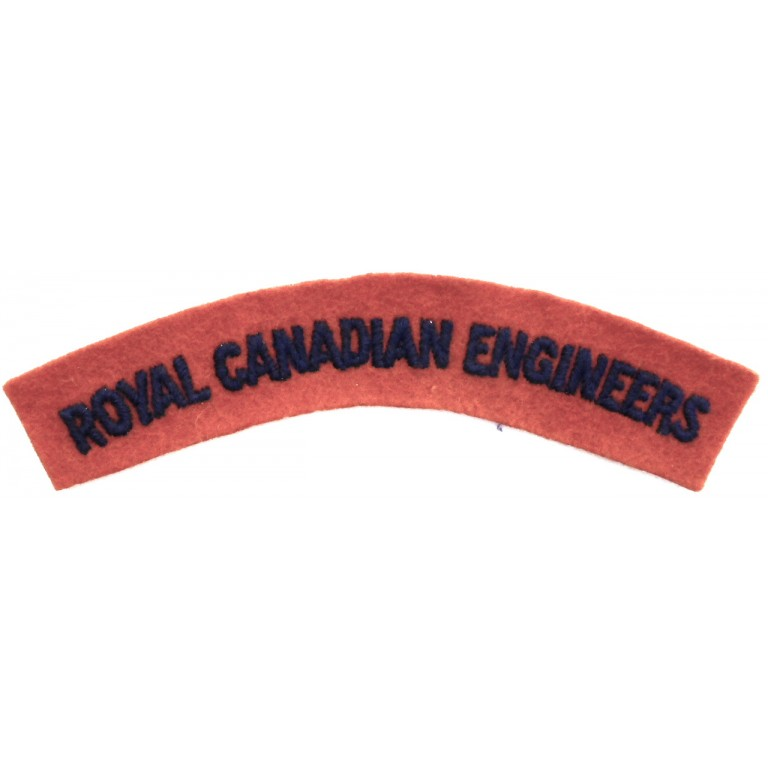 Royal Canadian Engineers
