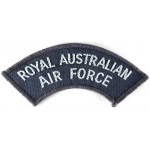 Royal Australia Air Force Cloth Shoulder Title
