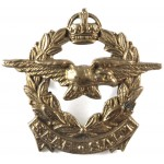 South Africa Air Force Brass Collar Badge