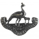 Northern Rhodesia Regiment Cast Brass