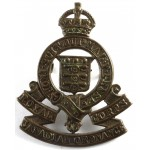 Royal Canadian Ordnance Corps Brass