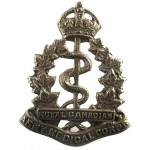 Royal Canadian Army Medical Corps Brass